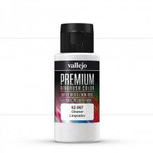 Vallejo : Premium Airbrush Paint : 60ml : Cleaner