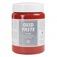 Vallejo : Acrylic Red Oxide Paste Medium : 200ml