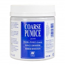 Vallejo : Acrylic Rough Grey Pumice Paste Medium : 500ml