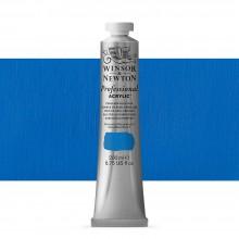 Winsor & Newton : Professional : Acrylic Paint : 200ml : Cerulean Blue Hue
