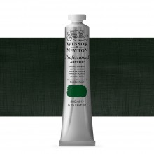 Winsor & Newton : Professional : Acrylic Paint : 200ml : Hookers Green