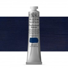 Winsor & Newton : Professional Acrylic Paint : 200ml : Phthalo Blue Green Shade