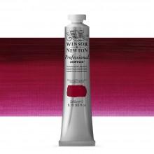 Winsor & Newton : Professional Acrylic Paint : 200ml : Quinacridone Magenta