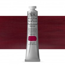 Winsor & Newton : Professional Acrylic Paint : 200ml : Quinac Violet
