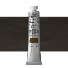 Winsor & Newton : Professional Acrylic Paint : 200ml : Raw Umber
