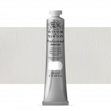 Winsor & Newton : Professional : Acrylic Paint : 200ml : Titanium White
