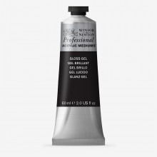 Winsor & Newton : Professional : Acrylic Medium : Gloss Gel : 60ml