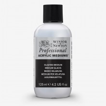 Winsor & Newton : Professional Acrylic : Glazing Medium : 125ml