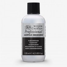 Winsor & Newton : Professional Acrylic : Flow Improver : 125ml