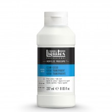 Liquitex : Professional : Clear Gesso Primer : 237ml