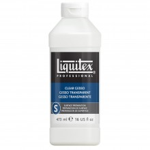 Liquitex : Professional : Clear Gesso Primer : 473ml