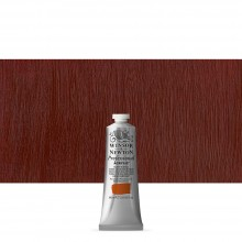 Winsor & Newton : Professional Acrylic Paint : 60ml : Burnt Sienna