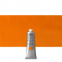Winsor & Newton : Professional : Acrylic Paint : 60ml : Cadmium Orange