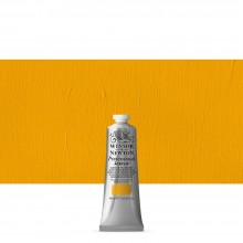 Winsor & Newton : Professional : Acrylic Paint : 60ml : Cad Yellow Deep
