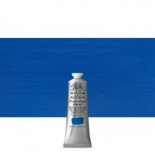 Winsor & Newton : Professional : Acrylic Paint : 60ml : Cerulean Blue Chromium