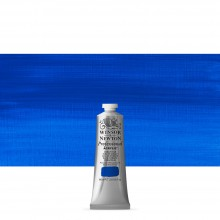 Winsor & Newton : Professional Acrylic Paint : 60ml : Cobalt Blue