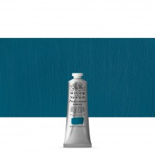 Winsor & Newton : Professional Acrylic Paint : 60ml : Cobalt Turquoise