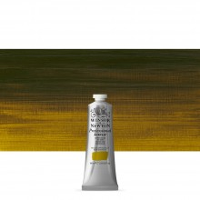 Winsor & Newton : Professional : Acrylic Paint : 60ml : Green Gold