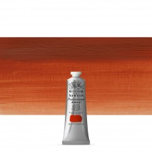 Winsor & Newton : Professional Acrylic Paint : 60ml : Light Red