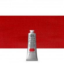 Winsor & Newton : Professional Acrylic Paint : 60ml : Naphthol Red Light