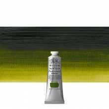 Winsor & Newton : Professional : Acrylic Paint : 60ml : Permanent Sap Green