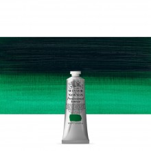 Winsor & Newton : Professional Acrylic Paint : 60ml : Phth Green Yellow Shade