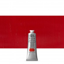 Winsor & Newton : Professional : Acrylic Paint : 60ml : Pyrrole Red