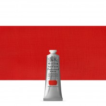 Winsor & Newton : Professional : Acrylic Paint : 60ml : Pyrrole Red Light