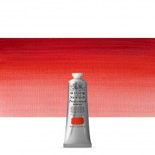 Winsor & Newton : Professional : Acrylic Paint : 60ml : Quinacridone Red