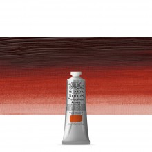 Winsor & Newton : Professional Acrylic Paint : 60ml : Quinac Burnt Orange