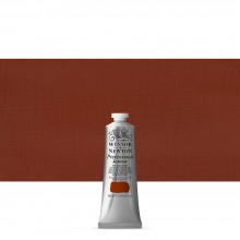 Winsor & Newton : Professional Acrylic Paint : 60ml : Red Iron Oxide