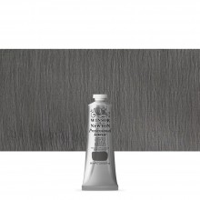 Winsor & Newton : Professional : Acrylic Paint : 60ml : Silver No. 2