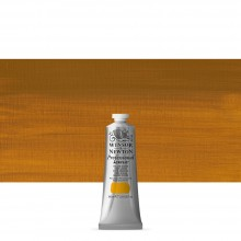 Winsor & Newton : Professional : Acrylic Paint : 60ml : Yellow Ochre