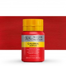 Winsor & Newton : Galeria : Acrylic Paint : 250ml : Cadmium Red Hue