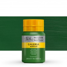 Winsor & Newton : Galeria : Acrylic Paint : 250ml : Sap Green