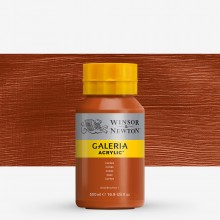 Winsor & Newton : Galeria : Acrylic Paint : 500ml : Copper