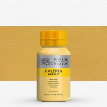 Winsor & Newton : Galeria : Acrylic Paint : 500ml : Naples Yellow