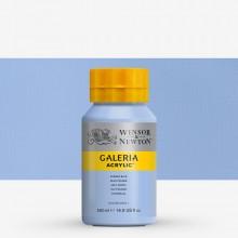 W&N : Galeria : Acrylic Paint : 500ml : Powder Blue