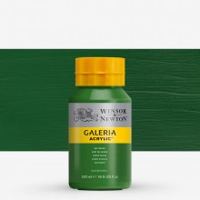 W&N : Galeria : Acrylic Paint : 500ml : Sap Green