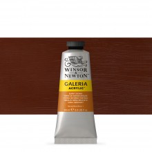 Winsor & Newton : Galeria : Acrylic Paint : 60ml : Burnt Sienna