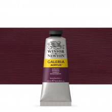 W&N : Galeria : Acrylic Paint : 60ml : Burgandy