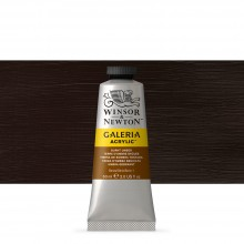 W&N : Galeria : Acrylic Paint : 60ml : Burnt Umber
