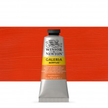Winsor & Newton : Galeria : Acrylic Paint : 60ml : Cadmium Orange Hue