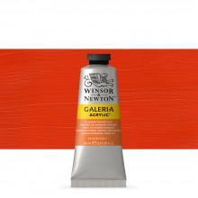 W&N : Galeria : Acrylic Paint : 60ml : Cadmium Orange Hue