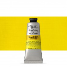 W&N : Galeria : Acrylic Paint : 60ml : Cadmium Yellow Pale Hue