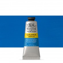 W&N : Galeria : Acrylic Paint : 60ml : Cerulean Blue Hue