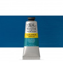 W&N : Galeria : Acrylic Paint : 60ml : Deep Turquoise