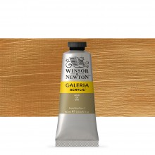 Winsor & Newton : Galeria : Acrylic Paint : 60ml : Metallic Gold