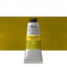Winsor & Newton : Galeria : Acrylic Paint : 60ml : Green Gold