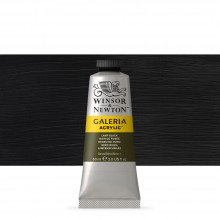 Winsor & Newton : Galeria : Acrylic Paint : 60ml : Lamp Black